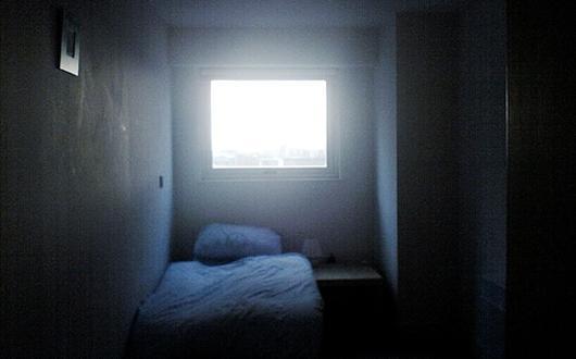 Prison Cell Dark