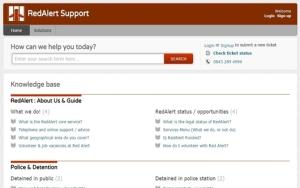 Portal - RedAlert Support2