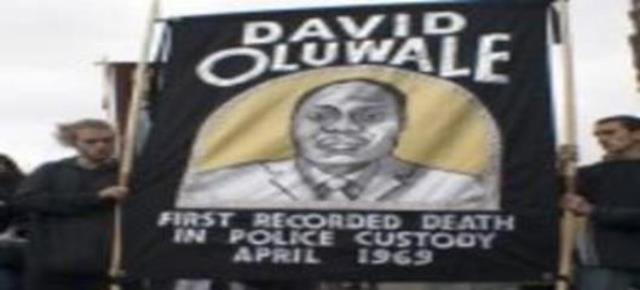 David Oluwale Banner