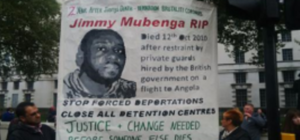Justice for Jimmy Mubenga