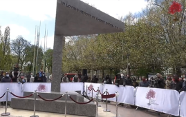 The Cherry Groce Memorial Unveiling 25 Apr 2021